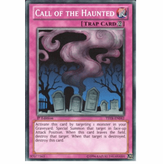 Call of the Haunted YSYR-EN042 - YuGiOh Common Card