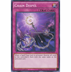 Chain Dispel DUEA-EN076 - Common Duelist Alliance Card