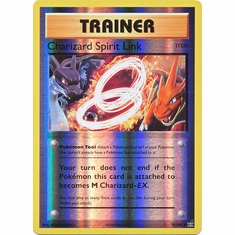 Charizard Spirit Link 75/108 Uncommon - Reverse Pokemon XY Evolutions Single Card