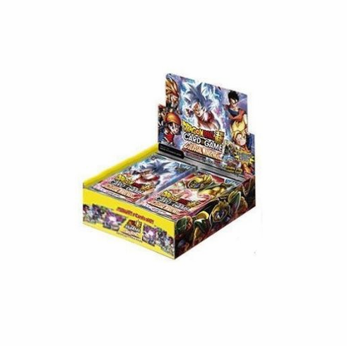 Colossal Warfare Dragon Ball Z Booster Box