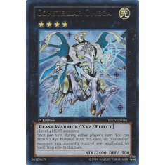 Constellar Omega LTGY-EN091 - Lord Of The Tachyon Galaxy Ultra Rare