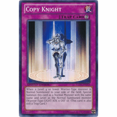 Copy Knight GLD5-EN055 - YuGiOh Haunted Mine Common Card