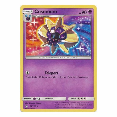 Cosmoem 61/156 Uncommon - Pokemon Ultra Prism