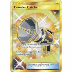 Counter Catcher 120/111 Secret Rare - Pokemon Crimson Invasion Card