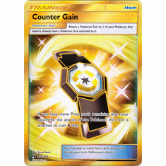 Counter Gain - 230/214 - Secret Rare