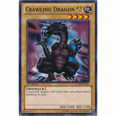 Crawling Dragon #2 LCJW-EN141 - YuGiOh Joey's World Common Card