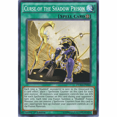Curse of the Shadow Prison DUEA-EN060 - Common Duelist Alliance Card