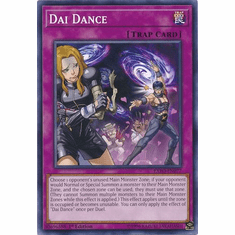 Dai Dance EXFO-EN077 Common - YuGiOh Extreme Force