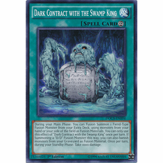 Dark Contract with the Swamp King DOCS-EN094 Common - Dimension Of Chaos Card