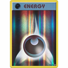 Darkness Energy 97/108 Common - Reverse Pokemon XY Evolutions Single Card