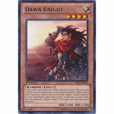 Dawn Knight PRIO-EN033 - YuGiOh Primal Origin Rare Card