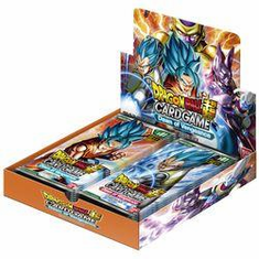 Dawn Of Vengeance Dragon Ball Z Booster Box