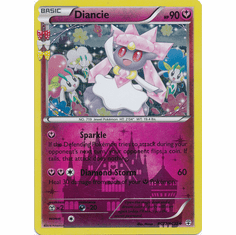 Diancie RC22/RC32 Uncommon - Pokemon Generations Card