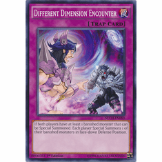 Different Dimension Encounter NECH-EN080 - Common Card