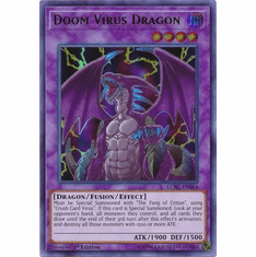 Doom Virus Dragon LCKC-EN064 Ultra Rare - Legendary Collection Kaiba