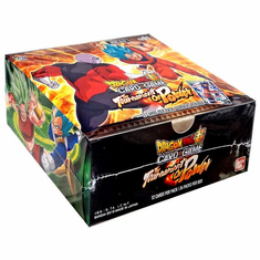 Dragon Ball Super Collectible Card Game The Tournament of Power Booster Box DBS-TB01 [24 Packs]