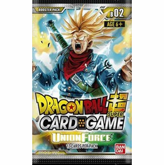 Dragon Ball Super TCG: Union Force Booster Pack