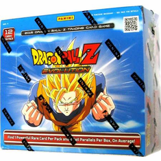 Dragon Ball Z Evolution Booster Box