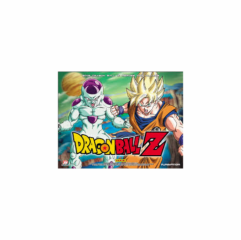 Dragon Ball Z Heroes and Villains Booster Box