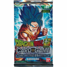 Dragonball Super: Galactic Battle Booster Pack