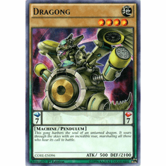 Dragong CORE-EN096 Rare - YuGiOh Clash of Rebellions Card