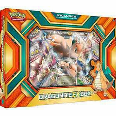 Dragonite EX Collection Box