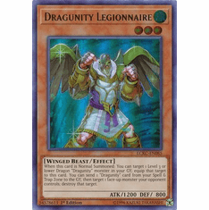 Dragunity Legionnaire LCKC-EN085 Ultra Rare - Legendary Collection Kaiba