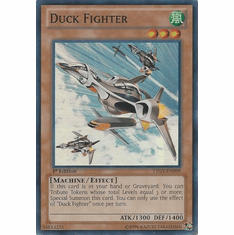 Duck Fighter LTGY-EN099 - Lord Of The Tachyon Galaxy Super Rare