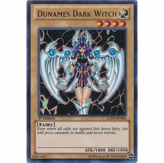 Dunames Dark Witch LCJW-EN084 - YuGiOh Joey's World Ultra Rare Card
