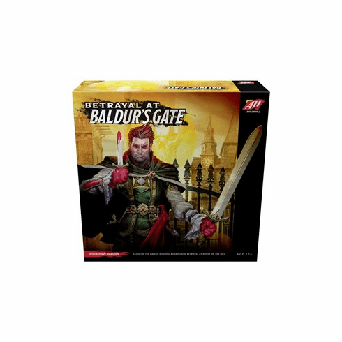 Dungeons and Dragons: Betrayal at Baldur's Gate