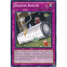 Duston Roller LVAL-EN080 - YuGiOh Legacy Of The Valiant Common Card
