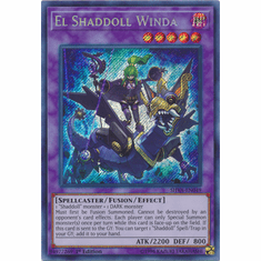 El Shaddoll Winda - SHVA-EN049 - Secret Rare