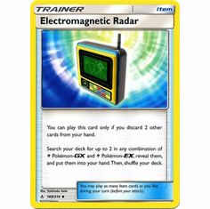 Electromagnetic Radar - 169/214 - Uncommon