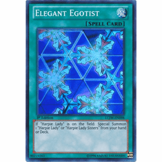 Elegant Egotist LCJW-EN098 - YuGiOh Joey's World Super Rare Card