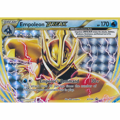 Empoleon Break - XY134 - Oversized Promo