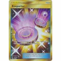 Eneporter 142/131 Secret Rare - Pokemon Sun & Moon Forbidden Light Card