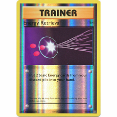 Energy Retrieval 77/108 Uncommon - Reverse Pokemon XY Evolutions Single Card