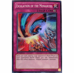 Escalation of the Monarchs PRIO-EN089 - Primal Origin Super Rare Card