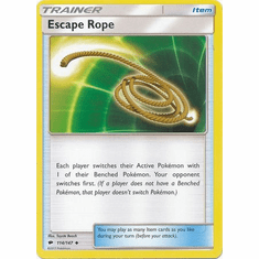 Escape Rope 114/147 Uncommon - Pokemon Sun & Moon Burning Shadows Card