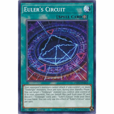 Euler's Circuit EXFO-EN055 Common - YuGiOh Extreme Force