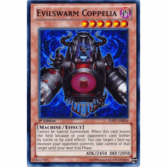 Evilswarm Coppelia HA07-EN054 - YuGiOh Knight Of Stars Super Rare Card