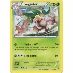 Exeggutor 2/108 Uncommon - Pokemon XY Roaring Skies Card