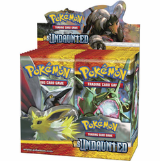 Factory Sealed Booster Box
