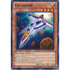 FalchionB SDCR-EN015 - YuGiOh Cyber Dragon Revolution Common Card