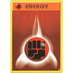 Fighting Energy 96/108 Common - Pokemon XY Evolutions Single Card