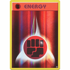 Fighting Energy 96/108 Common - Reverse Pokemon XY Evolutions Single Card