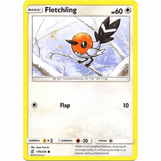 Fletchling - 179/236 - Common Sun & Moon: Unified Minds