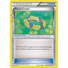 Floral Crown RC26/RC32 Common - Pokemon Generations Card