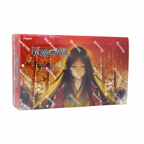 Force of Will: The Millenia of Ages Booster Box