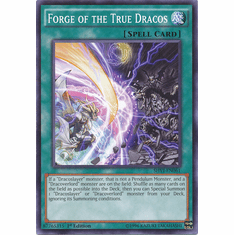 Forge of the True Dracos SHVI-EN061 Common - YuGiOh Shining Victories Card
